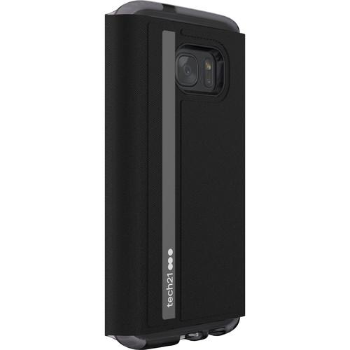 Tech21 Evo Wallet Case for Galaxy S7 (Black)