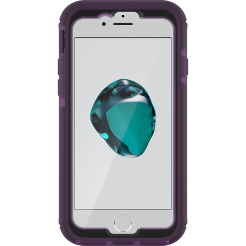 Tech21 Evo Tactical Extreme Edition Case for iPhone 7 (Violet)