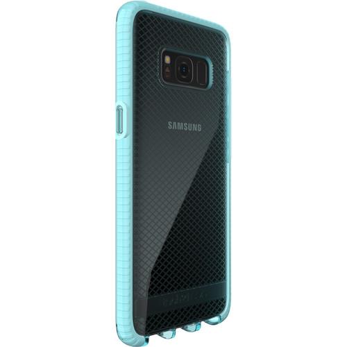 Tech21 Evo Check Case for Galaxy S8 (Light Blue/White)