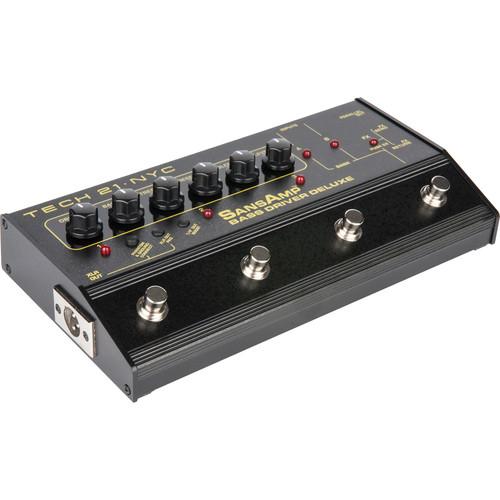 TECH 21 SansAmp Bass Driver Deluxe Amplifier