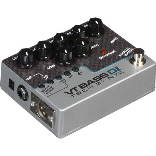 TECH 21 VT Bass DI Pedal