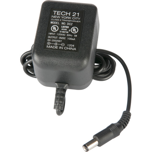 TECH 21 DC2 Power Supply for Tech 21 Pedals