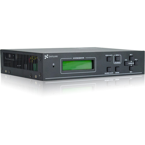 TechLogix Networx 5x1 4K HDMI/VGA Scaler Switcher