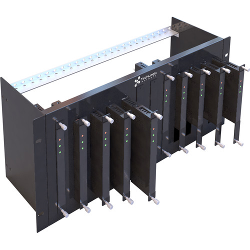 TechLogix Networx Rack Mounting Kit for Up to 12 Devices (5 RU)