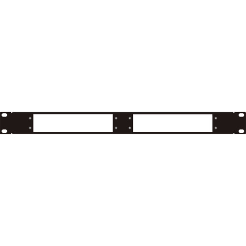 TechLogix Networx Rack Mounting Kit for Up to Four Devices (1 RU)