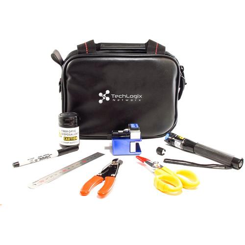 TechLogix Networx Fiber Optic Termination Kit