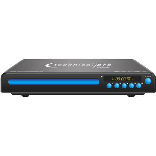 Technical Pro DVM90 Multisystem DVD Player