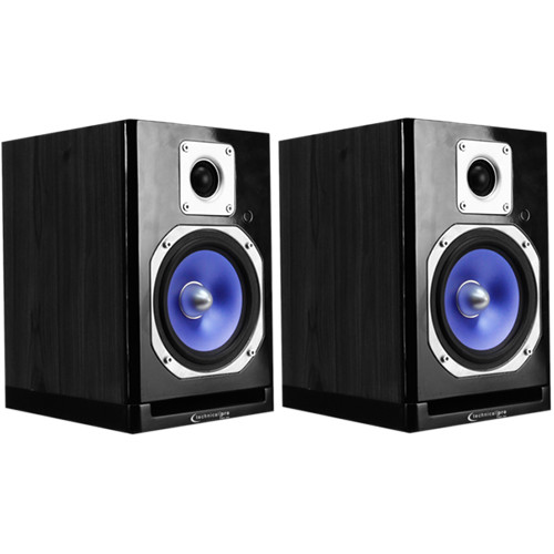 Technical Pro Bluetooth Studio Wireless Powered Monitor Speaker (Pair)