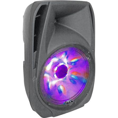 "Technical Pro PowerSHAKE 8"" 2-Way Active Bluetooth Speaker"