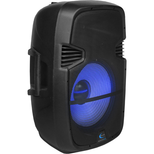 "Technical Pro PW1590LBT - 15"" 2-Way Active Loudspeaker with USB / SD / Bluetooth"