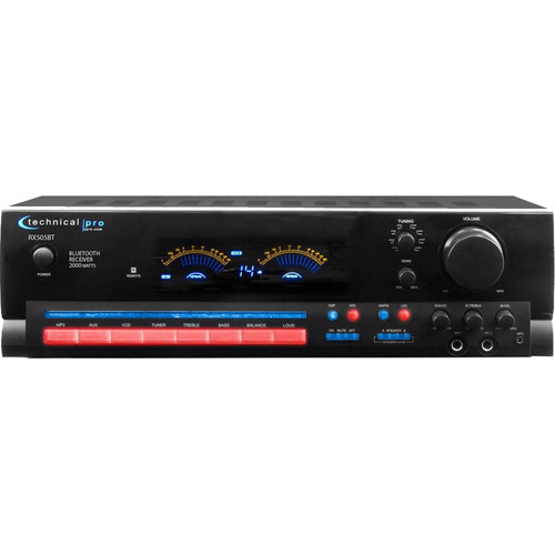 Technical Pro RX505BT Stereo Audio Receiver