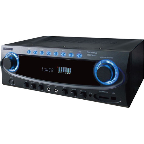 Technical Pro STEREO1100 5.2-Channel Receiver