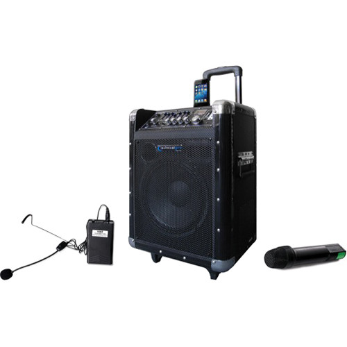 Technical Pro WASP1000 10'' Portable PA System