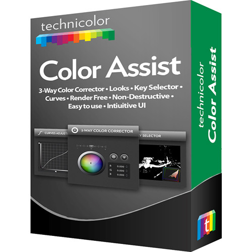 Technicolor CineStyle Color Assist for Windows