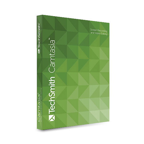 TechSmith Camtasia Commercial for Mac (Download)