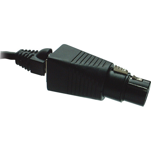 TecNec DMX-5XF-CAT5 5-pin XLR Female to RJ45 Adapter