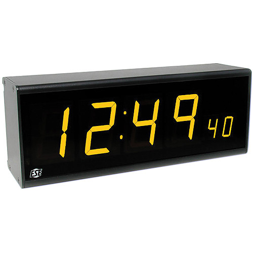 TecNec ES-993U 6-Digit Slave Timecode Display