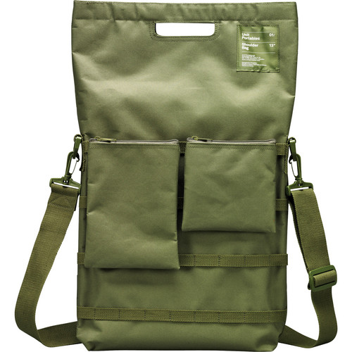 Teenage Engineering Unit Portables Laptop Bag (Green)