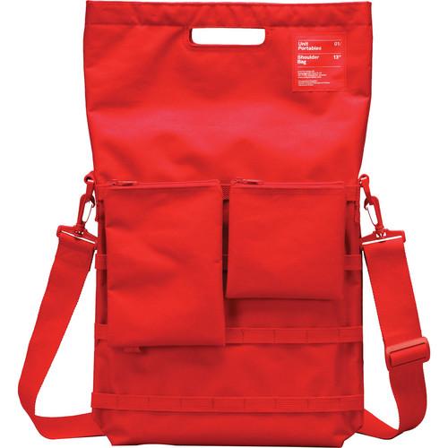 Teenage Engineering Unit Portables Laptop Bag (Red)