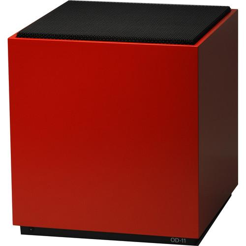 teenage engineering OD-11 Wireless Cloud Speaker (Red)