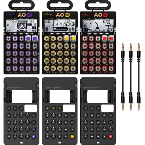 teenage engineering Pocket Operator 20-Series Super Set