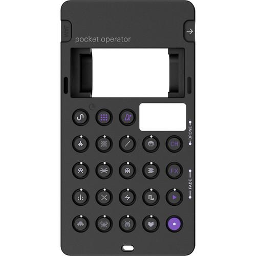 teenage engineering CA-20 Silicone Pro Case for Pocket Operator PO-20 (Purple)