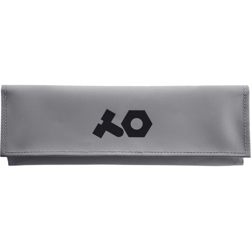 teenage engineering PVC Roll Up Bag (Gray)