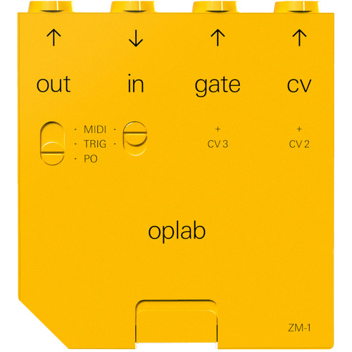 teenage engineering oplab Module for the OP-Z Synthesizer