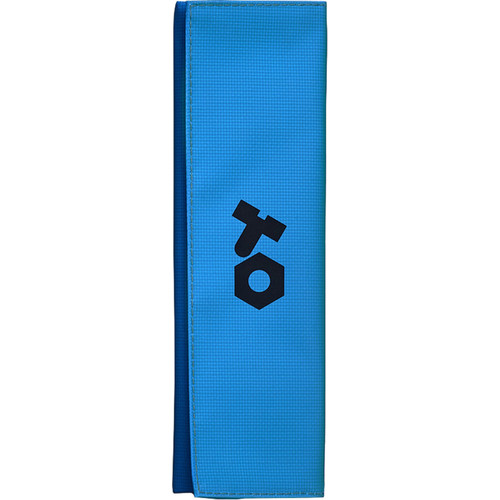 teenage engineering PVC Roll Up Bag (Blue)