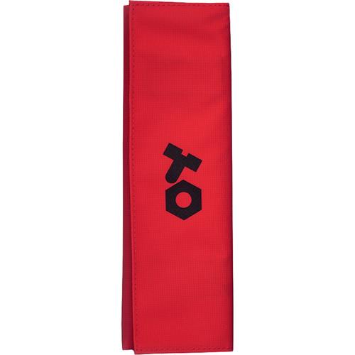 teenage engineering PVC Roll Up Bag (Red)