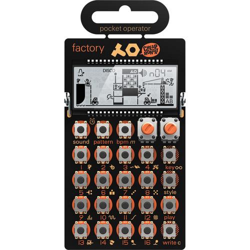 teenage engineering PO-16 Factory Synthesizer