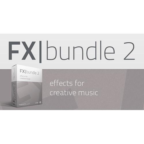 Tek'it Audio FX Bundle 2 - Dynamics, Distortion, EQ, Time Based Effects Plug-Ins Bundle (Download)