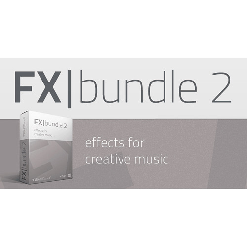 Tek'it Audio FX Bundle 2 - Dynamics, Distortion, EQ, Time Based Effects Plug-Ins Bundle (Download)