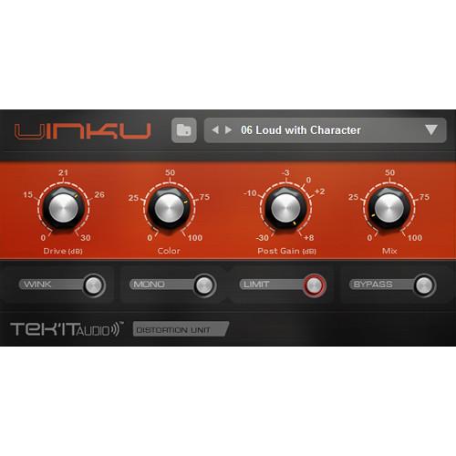 Tek'it Audio Uinku - Distortion Plug-In (Download)