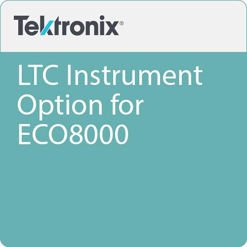Tektronix LTC Instrument Option for ECO8000