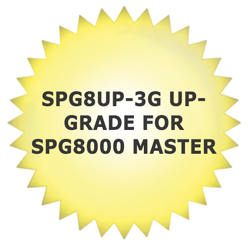 Tektronix SPG8UP-3G Upgrade for SPG8000 Master Sync/Master Clock Reference Generator
