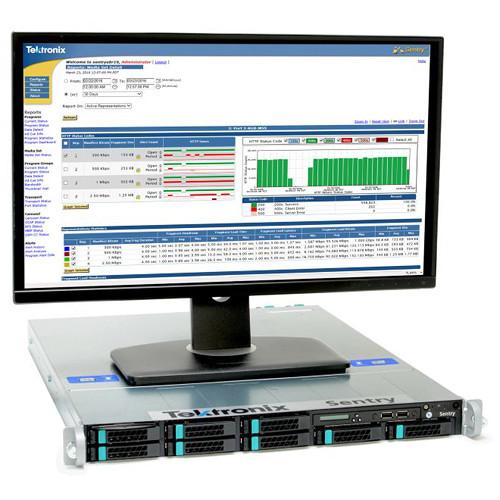 Tektronix Sentry ABR with Throughput of 100 Mbps