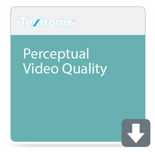 Tektronix Perceptual Video Quality