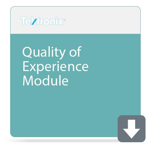 Tektronix Quality of Experience Module
