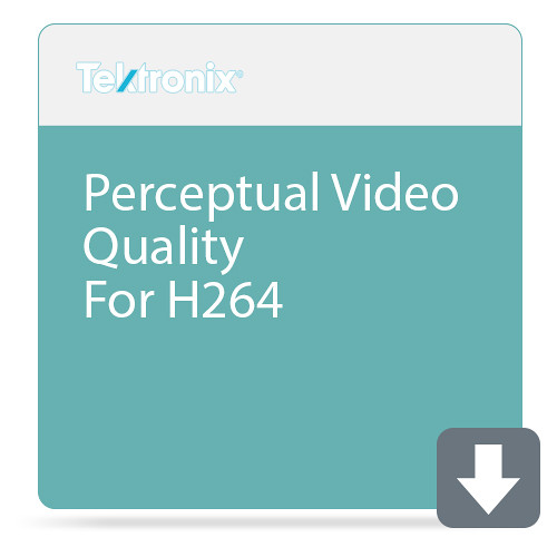 Tektronix Perceptual Video Quality For H264