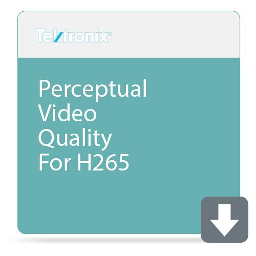Tektronix Perceptual Video Quality For H265
