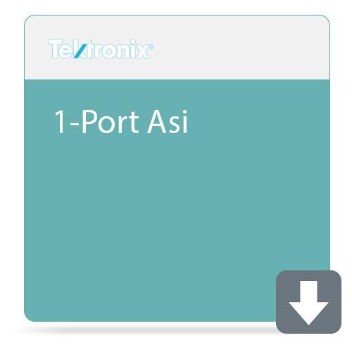 Tektronix 1-Port Asi