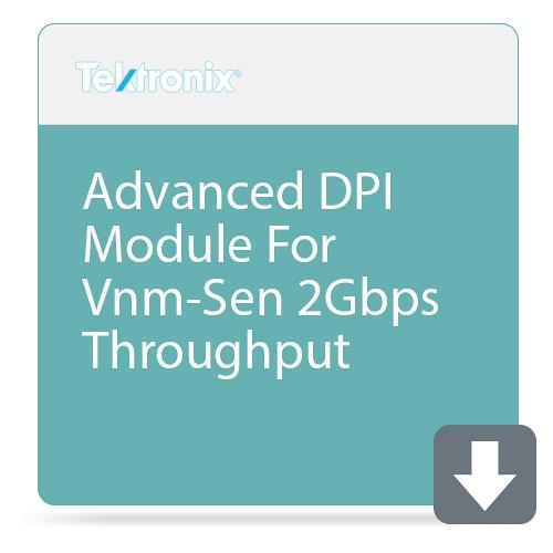 Tektronix Advanced DPI Module For Vnm-Sen 2Gbps Throughput