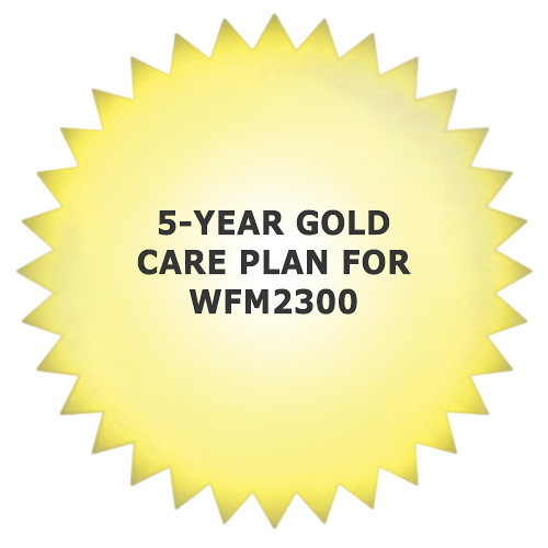 Tektronix 5-Year Gold Care Plan for WFM2300