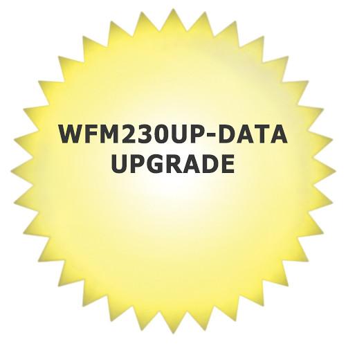 Tektronix WFM230UP-DATA Upgrade for WFM2300 Waveform Monitor