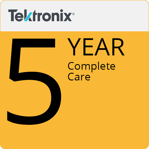 Tektronix 5-Year Complete Care