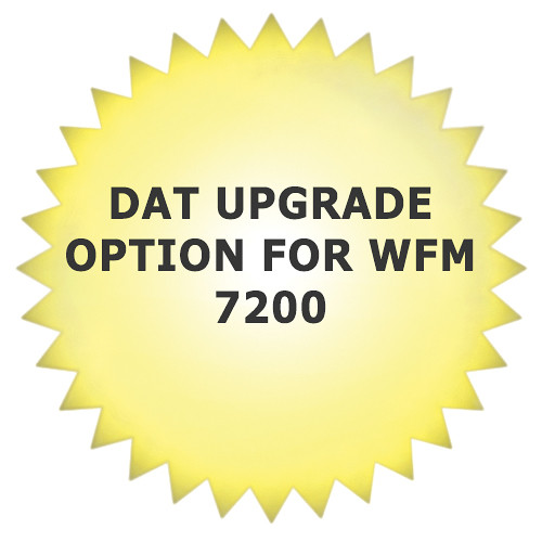 Tektronix DAT Upgrade Option for WFM 7200
