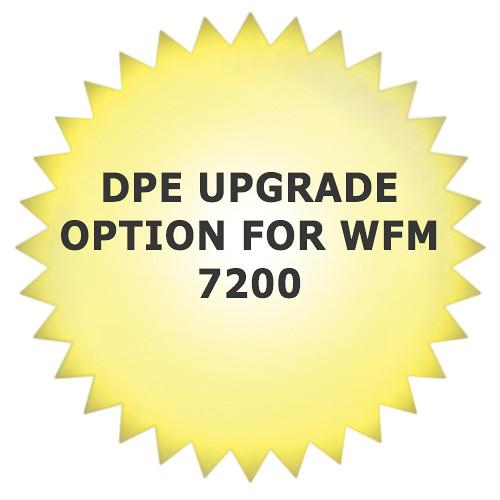 Tektronix DPE Upgrade Option for WFM 7200