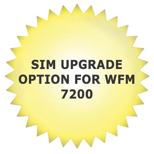 Tektronix SIM Upgrade Option for WFM 7200
