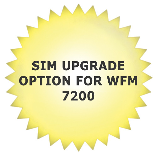 Tektronix SIM Upgrade Option for WFM 7200
